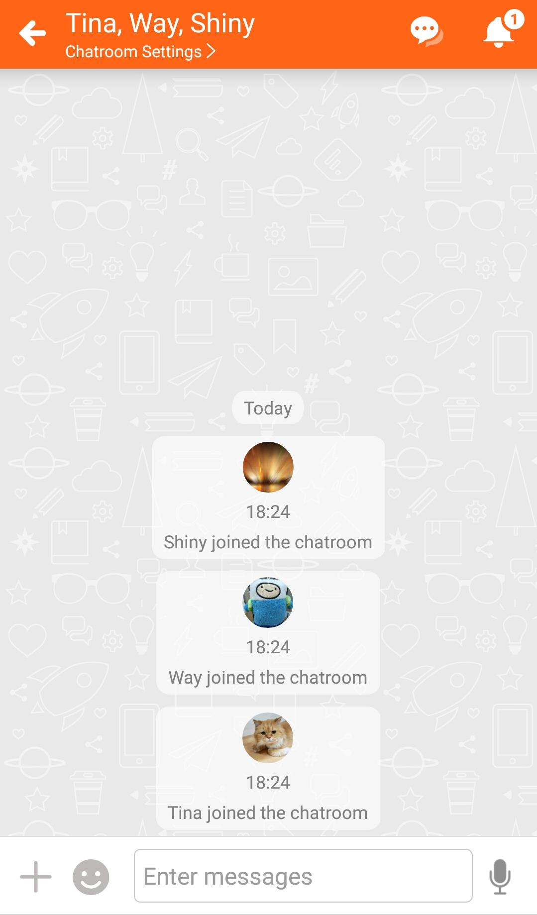 BuddyDo-Create new chatroom 03